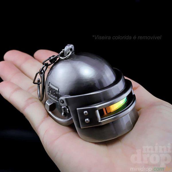 capacete do pubg real