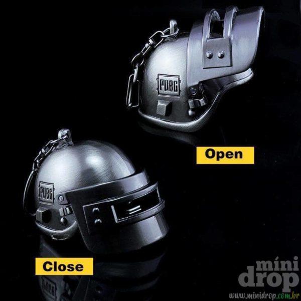 capacete miniatura