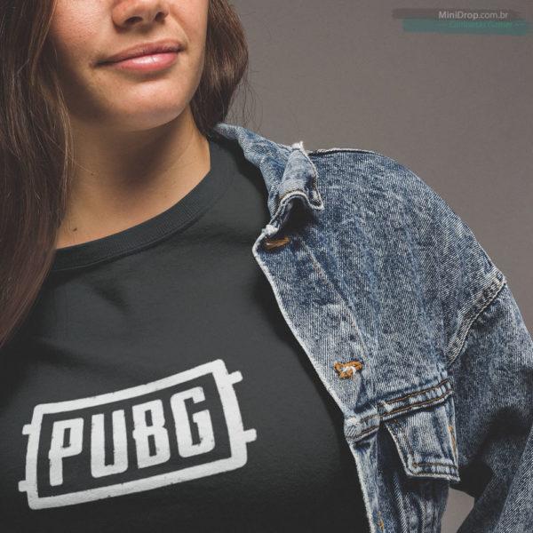 Camiseta Pubg Battlegrounds
