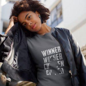 Camiseta Pubg Winner Winner