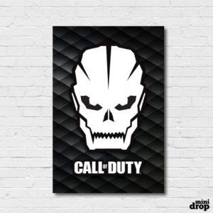 placa_decorativa_call_of_duty