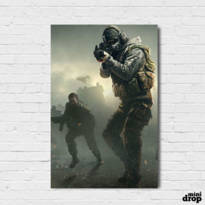 placa_decorativa_call_of_duty
